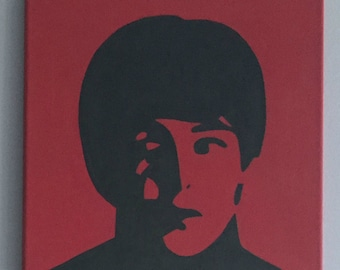 Red Paul McCartney