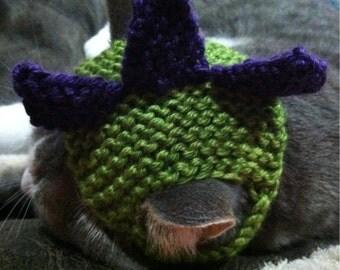 Cat Dino Hat