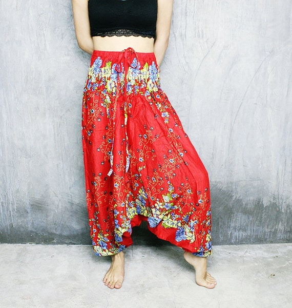 New Flower Child Bell Bottoms Hippie Costume Pants Hippie Costumes Item