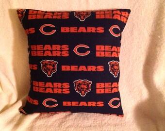 Chicago Bears Pillow