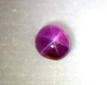 RUBY 1.00CT STAR
