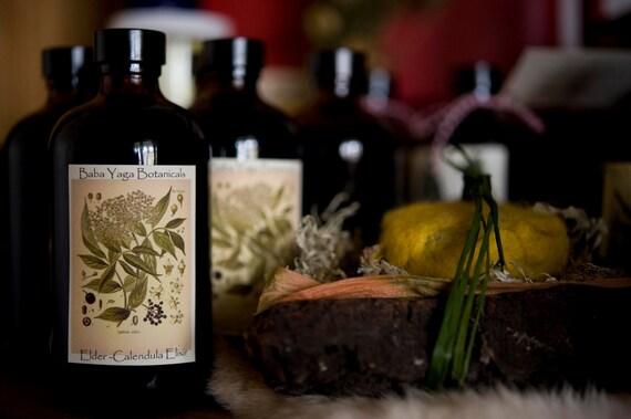 Elder-Calendula Elixir