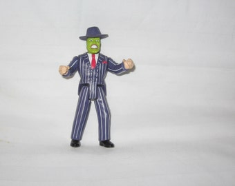 vintage 1994 hasbro  the mask action figure   smokin!  free shipping in the usa!!