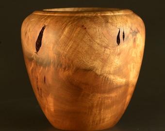 Myrtle Wood Vessel