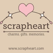 charms gifts memories by scrapheartgifts on etsy
