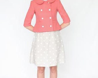 Colette Patterns Anise Jacket Sewing Pattern