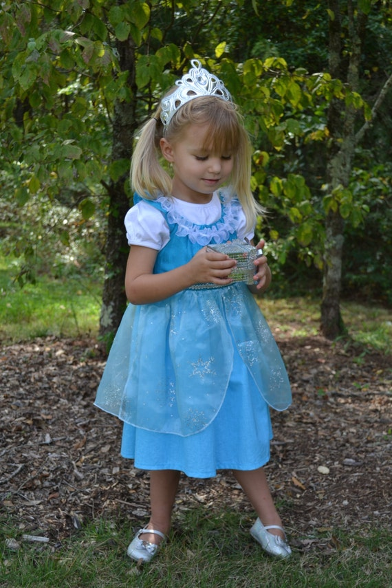 Everyday Elsa dress/costume that is not only adorable but is well-made and very comfortable