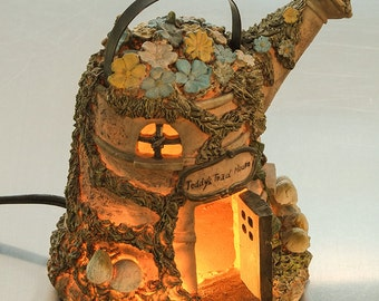 Teddy's Toad House Night Light