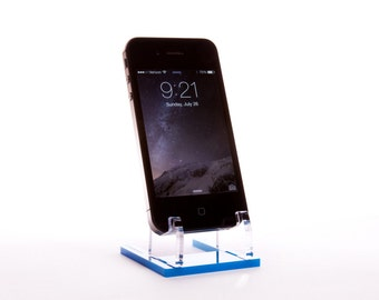 Mobile Cell Phone Display Sale Show Showcase Stand Holder Iphone Galaxy HTC New Set of 12
