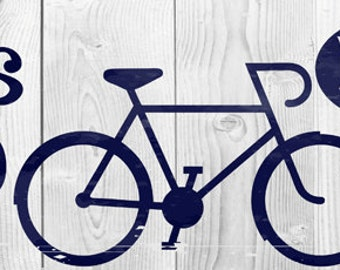 Let's Go Ride Metal Sign, Bike, Relax, Rustic Decor, Den Decor, Children's Room Decor HB7661