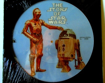 The Story of Star Wars - London Symphony Orchestra special edition #2489 - MIP never opened, never played