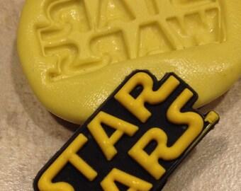 Star Wars Mini Mold Silicone