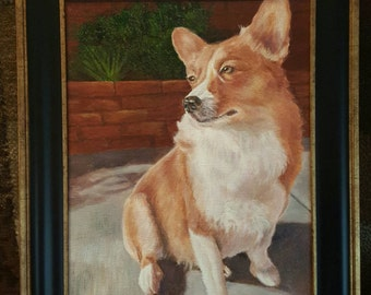 Custom Pet Portraits, Dogs, Cats, Puppies, Kittens, Horses, Pets and Pet Parents, Kids and Other Four or Two Legged Friends-Family Members