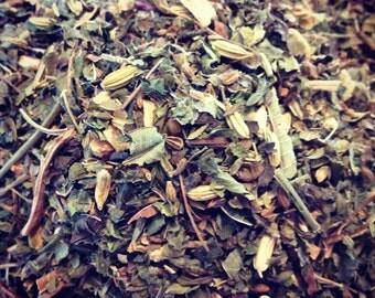 up to 4 weeks tea supply, Nursing Tea Mothers Milk Tea  loose leaf Tea lactation herbs breast milk boost tea lactation tea milk maid tea
