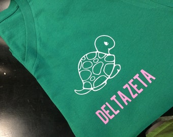 Delta Zeta Vneck