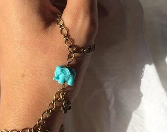 """Bracelet """"Elephant"""""""