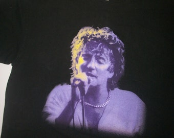 ROD STEWART tour shirt UNPLUGGED 1993