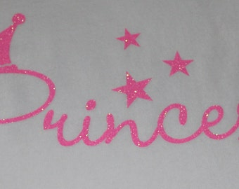 Princess T-Shirt, Infant or Youth Girl's Shirt, Graphic Tee