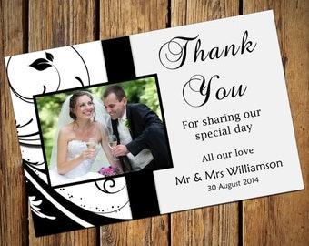 Wedding Thankyou No 3