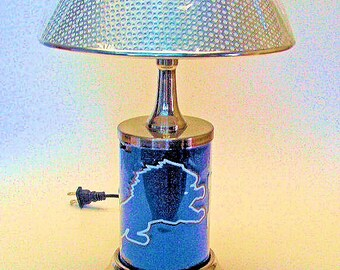Detroit Lions Lamp