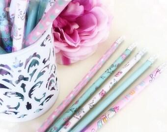 Pencil set..