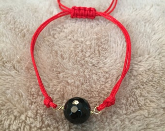 "Onyx bracelet, collection ""Chipiricú"""