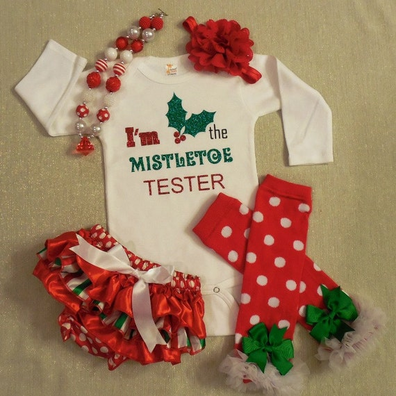 Baby Girl Christmas Outfit Newborn Girls by