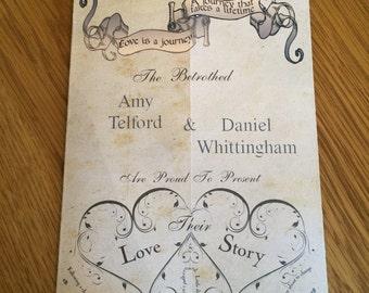 Harry Potter Wedding InvitationsInvitation