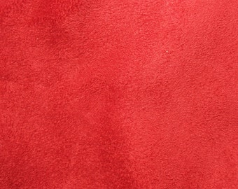 Microsuede  Fabric