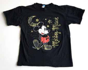 Vintage Mickey Mouse T-shirt~ Sz. Large