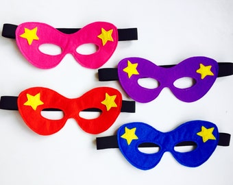 Kids Superhero Mask
