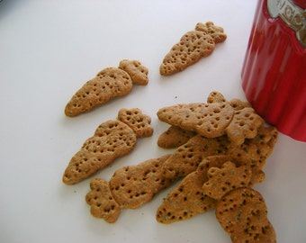 Wheat Free Veggie Gourmet Dog Biscuits 1 lb.