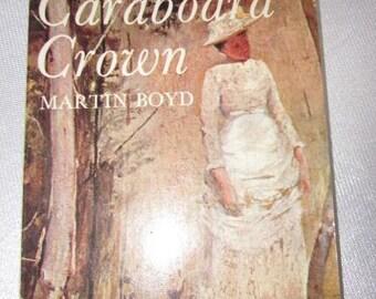 1979 THE CARDBOARD CROWN Martin Boyd Vintage Fiction Australian Paperback