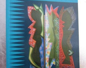 DESIGN & CONSTRUCTION In Wood And Plastic Plastics Fabrication John Williams Vintage Craft Book