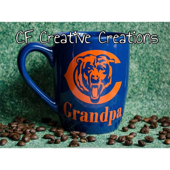 Image Result For Chicago Bears Coffee Mugs