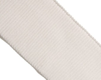 70mm White Ribbing - 67