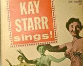Kay Starr Sings! 1963 Vinyl