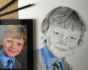 Portraits done to Commission