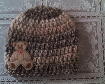newborn boy hat, beanie boy hat, crochet boy hat, photo prop boy hat, newborn beanie hat, baby beanie hat, baby hat