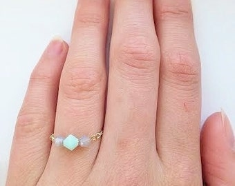 Icy Icy Baby Ring