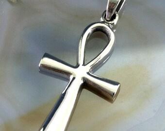 Anghk silver pendant   --   4944