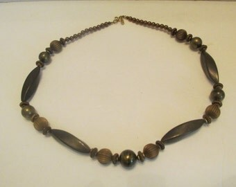 Designed by Paula Beaded Necklace
