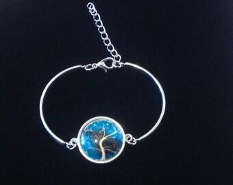 Tree of Life Pendant Bracelet , women , teens, ladies, gift , birthday, anniversary , thank you , miss you , love you