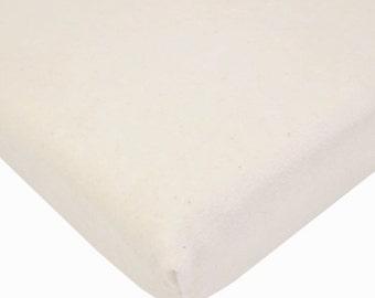 Chenile Cradle Sheet Heavenly Soft Ivory