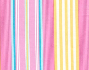 Little Azalea Pink Stripe from Dena Designs