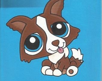 LPS Puppy