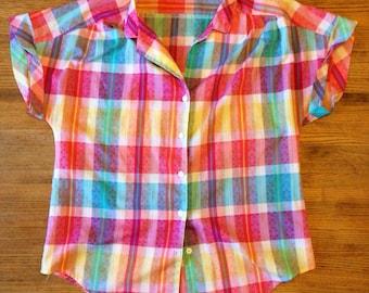 Nice! Summer blouse