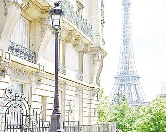 Paris Poster, Eiffel Tower, Large Wall Art, Paris Photography, Paris Print, Wall Art, Art Prints, Poster, Paris Decor, Fine Art Photo, Dorm