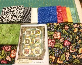 Lap quilt kit