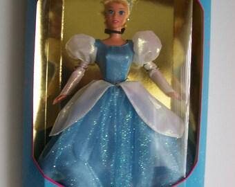 Disney Sparkle Eyes Cinderella, 1995 NRFB